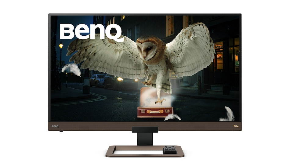 BenQ EW3280U, EW2780Q Entertainment Monitors With Eye-Care Features Launched in India