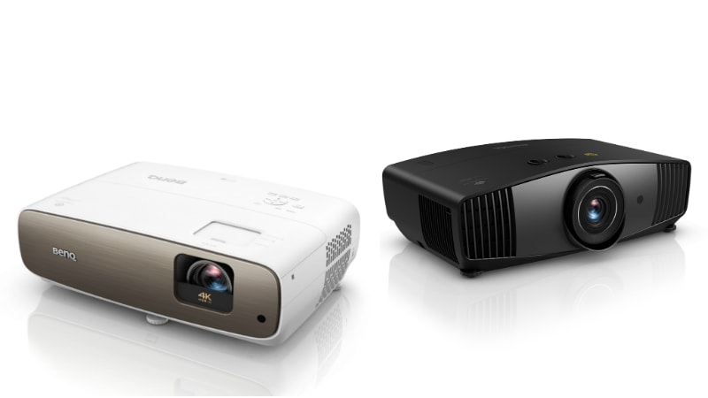 BenQ CinePrime W2700, W5700 4K Home Cinema Projectors
