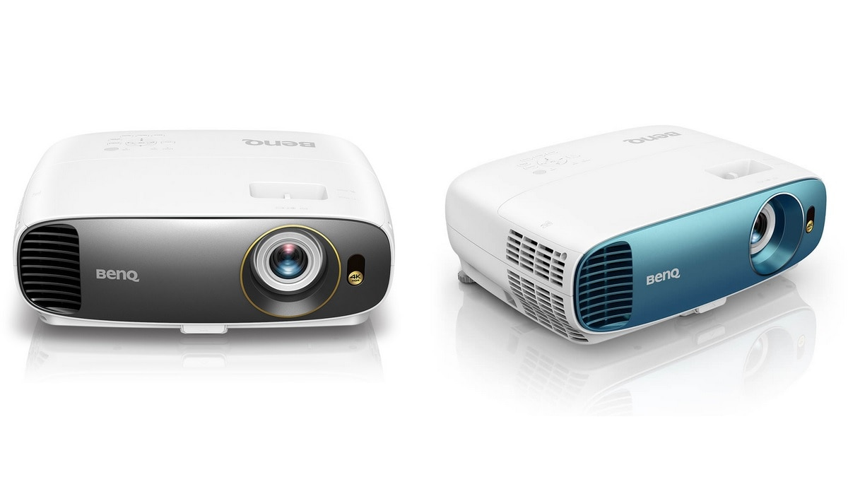 BenQ W1700M Cinema Projector, TK800 Sports Projector Launched in India Starting at Rs. 1,99,000
