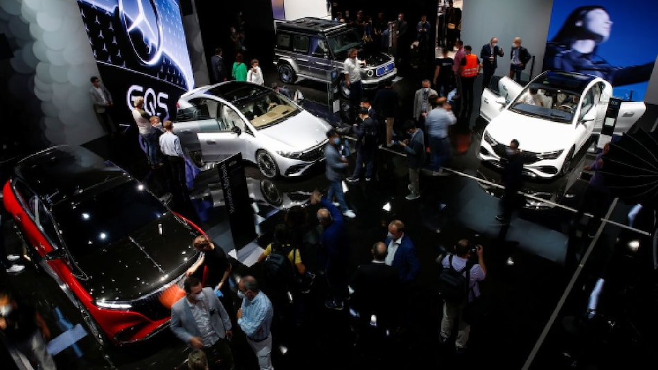 Munich Motor Show 2021: Tiny Chips Cast Big Shadow Over Carmakers