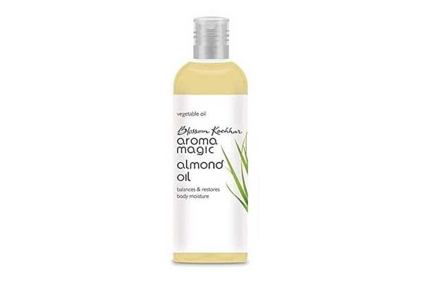 best almond oil india aroma magic