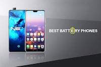 Best Battery Phones in India