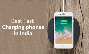 Best Fast Charging Smartphones In India : Spend More Time With Your Phone Not The Charger