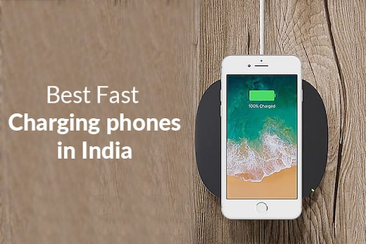 Best Fast Charging Smartphones In India 2018