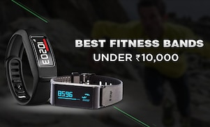 Best Fitness Bands Under Rs. 10,000 on Discounts & Offers