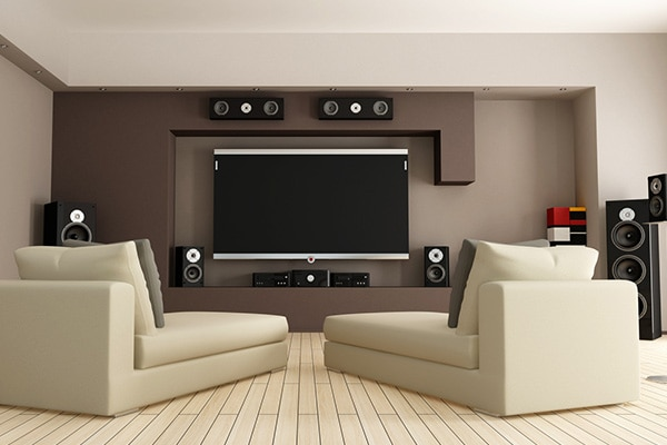 Popular Home Theater Systems in India