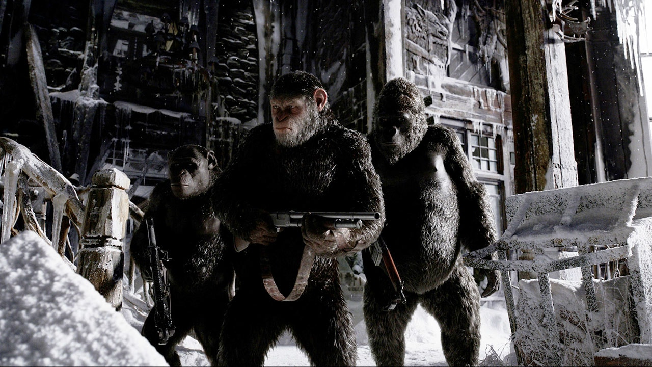 best movies 2017 war planet apes NDTV Best Movies 2017 War for the Planet of the Apes