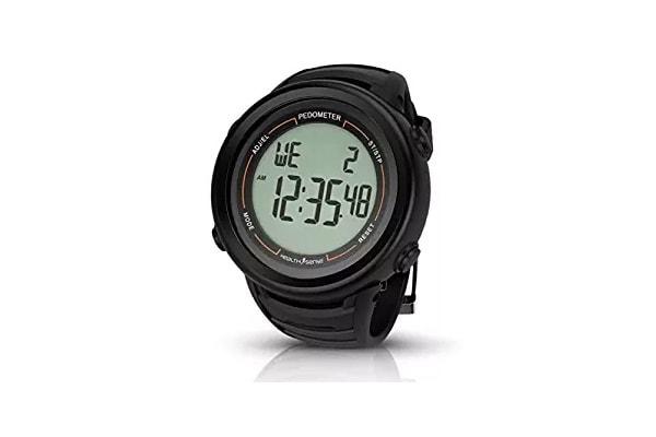 Best Sports Watch in India - Health Sense PD-102 Smart 3D Pedometer Watch