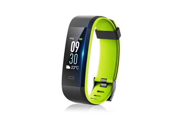 Best Sports Watch in India - Smart Fitness Band, HolyHigh 115Plus Fitness Tracker Watch