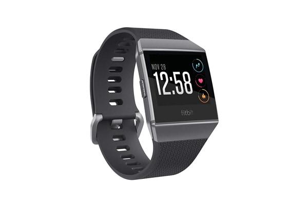 Best Sports Watch in India - Fitbit Ionic FB503GYBK Smartwatch