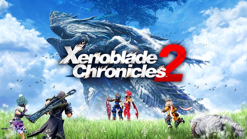 best nintendo switch games xenoblade chronicles 2 Xenoblade Chronicles 2