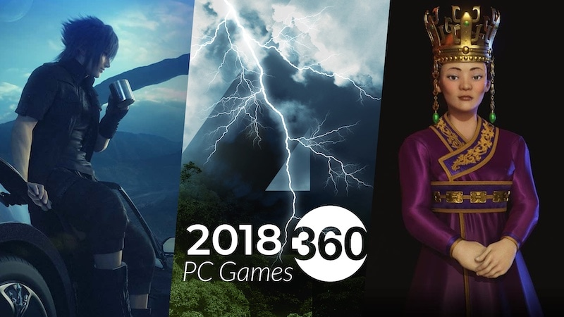 The Best PC Games of 2018 | NDTV Gadgets360 com
