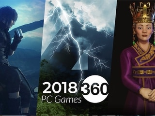 The Best PC Games of 2018