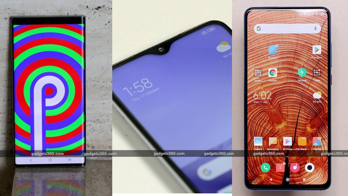 The Best Smartphones of 2019 – Gadgets 360's Highest Scoring Reviews