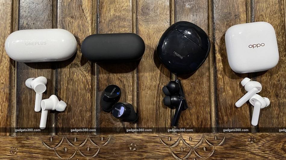 Best True Wireless Earphones Under Rs. 5,000 in India: Nokia vs OnePlus vs Realme vs Oppo