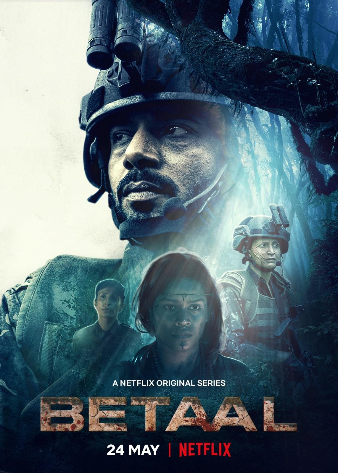betaal poster Betaal Netflix poster