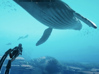 Beyond Blue on Apple Arcade Lets You Discover the Wonders of the Oceans From the Comfort of Your Home