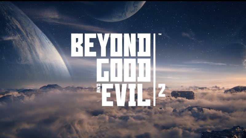 Ubisoft reveals 'Beyond Good and Evil 2' trailer at E3