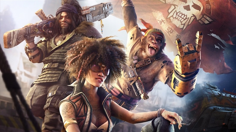 Beyond Good and Evil 2 Won't Work Without the Internet