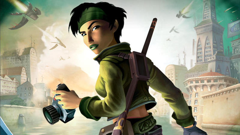 New Beyond Good and Evil Is a Nintendo NX Exclusive With a 2018 Release Date: Report