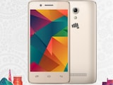 Micromax Bharat 2 With 4G VoLTE Support, 4-Inch Display Goes Official
