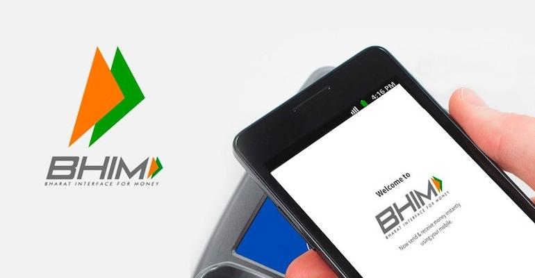 BHIM ऐप इस्तेमाल करने वाले ग्राहकों को मिलेगा 750 रुपये तक कैशबैक