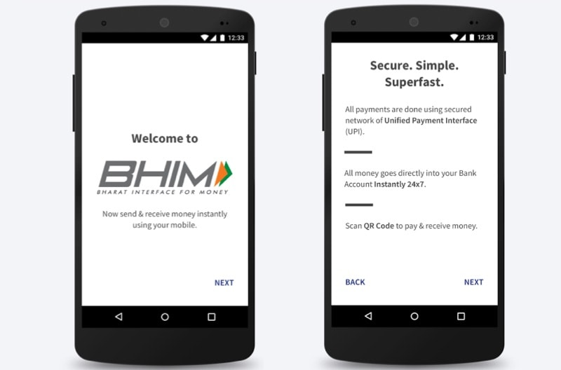 BHIM App, Launched by PM Modi,  Explained in 10 Points