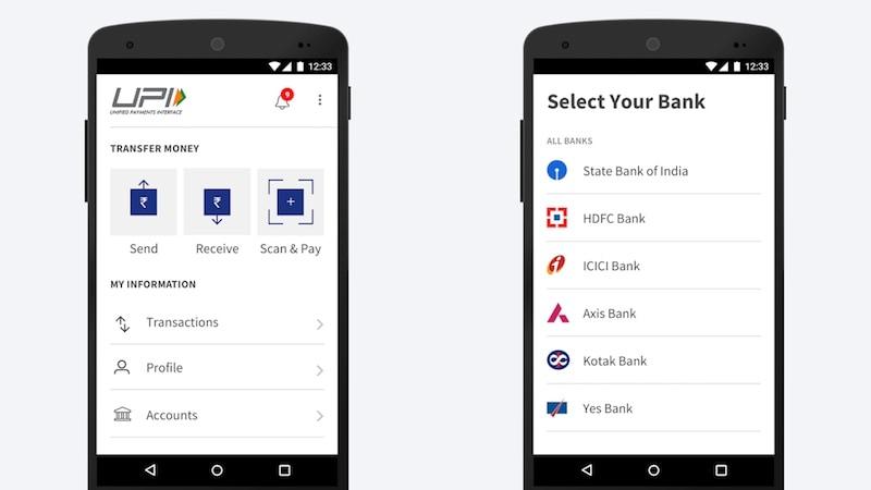How to Send Money to Aadhaar Numbers via BHIM App