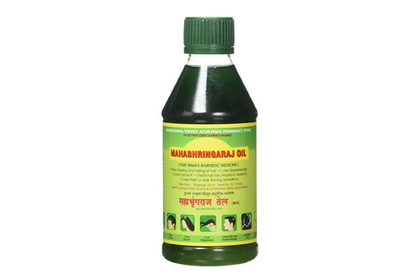 Best Bhringraj Hair Oils - Maka Mahabhringaraj Oil, 300ml
