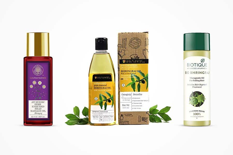 17 Best Bhringraj Oils for Hair Growth