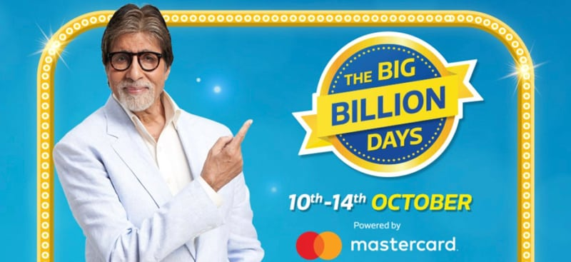 0012171c812e Flipkart Big Billion Days Sale 2018 Next Week: Everything You Can Expect