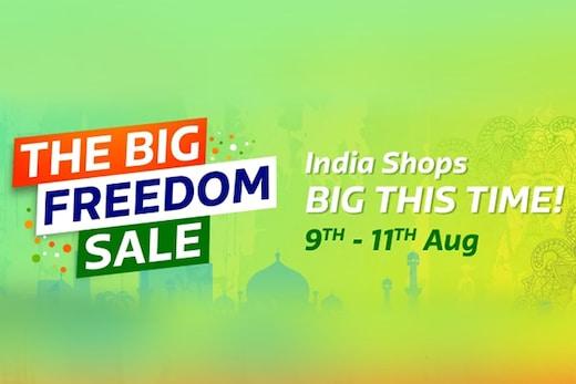 Flipkart The Big Freedom Sale, Rejoice Independence Day