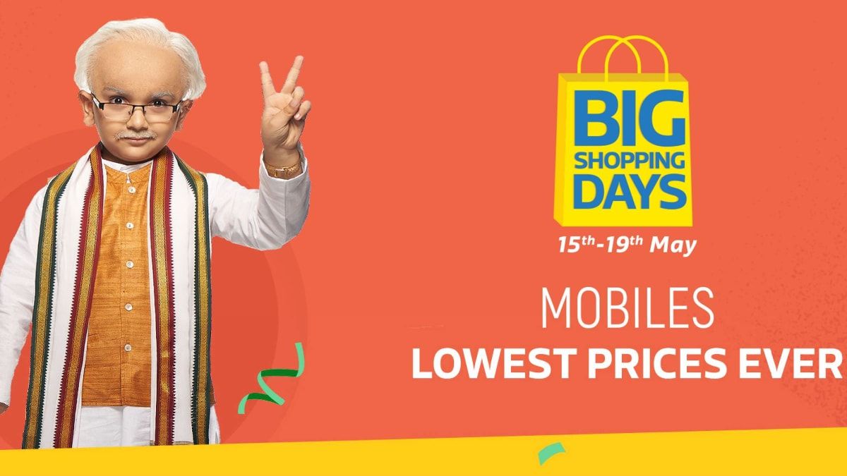 Flipkart Big Shopping Days Sale Starts Midnight Tonight: Everything You Need to Know