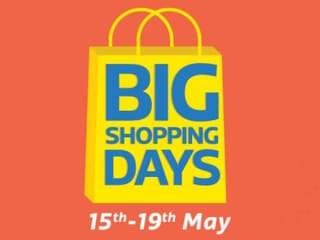 Flipkart Big Shopping Days Sale Promises 'Lowest Prices' on Smartphones