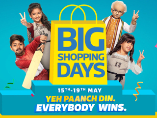 Flipkart Big Shopping Days Sale Kicks Off — Here Are the Best Deals