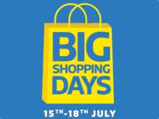 শুরু হল Flipkart Big Shopping Days Sale: ফোন ও ল্যাপটপের সেরা অফার