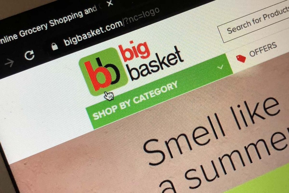 BigBasket Data Allegedly Leaked on Dark Web, Database Claimed to Include Details of Over 20 Million Users
