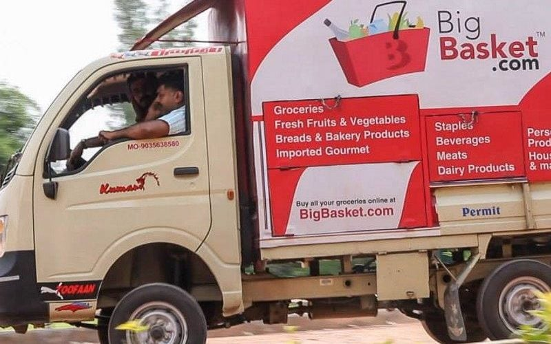 Tata Group Looking for Stake in IPO-Bound Online Grocer BigBasket: Report