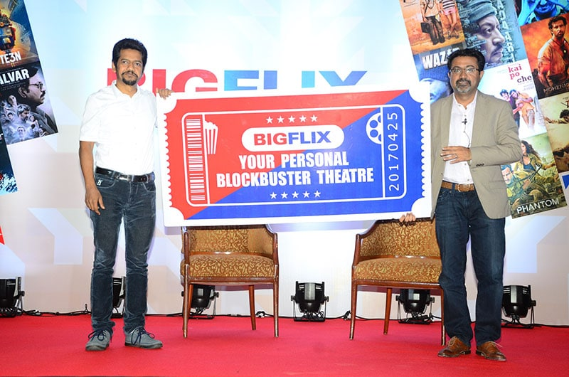 Bigflix Gets a Facelift, Now Starts at Rs. 50 per Month