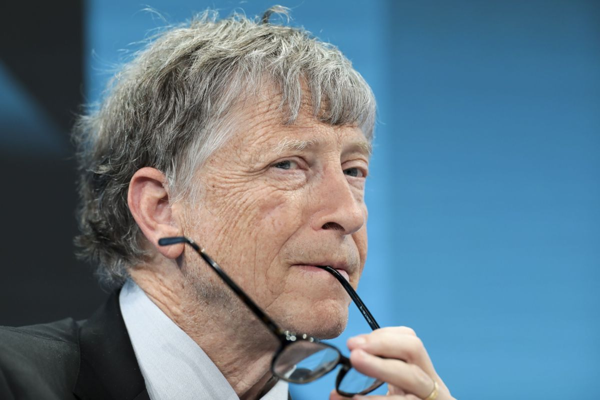 Microsoft Said to Have Probed Bill Gates Over Relationship with Employee