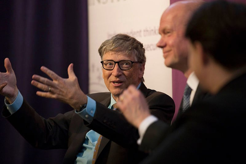 Bill Gates Didn T Let His Children Use Phones Until They Turned 14
