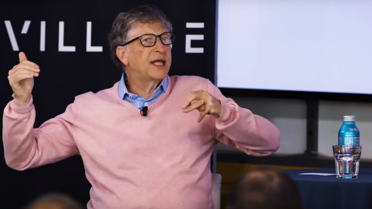 Steve Jobs 'Cast Spells' to Motivate Workers, Says Microsoft Co-Founder Bill Gates