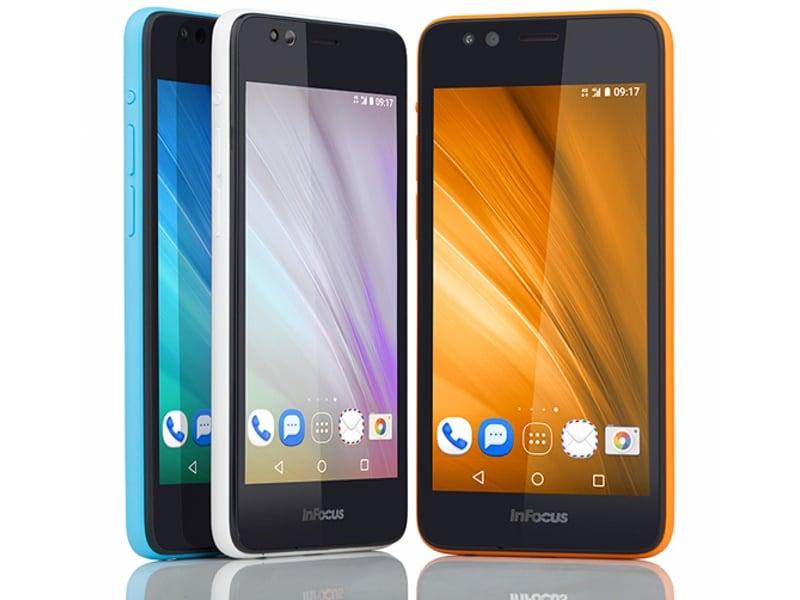InFocus to Launch Aadhaar-Enabled Smartphone With Iris Scanning Feature