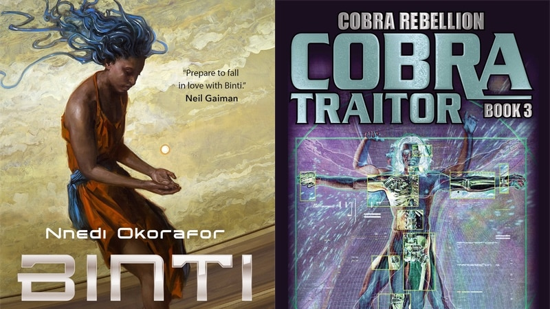 Four Science Fiction Books Releasing in January 2018