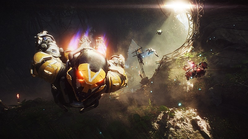 Anthem PS4 Pro and Xbox One X Frame Rate Is Not 60fps