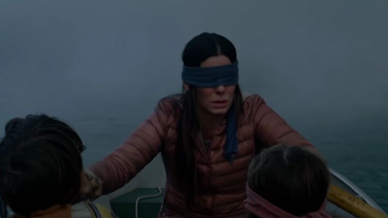 Netflix's 'Bird Box' Success Gets Hollywood Clucking
