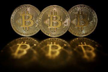 Bitcoin और Ethereum की कीमतों ने फिर लगाया गोता, अन्य डिजिटल कॉइन भी लुढ़के