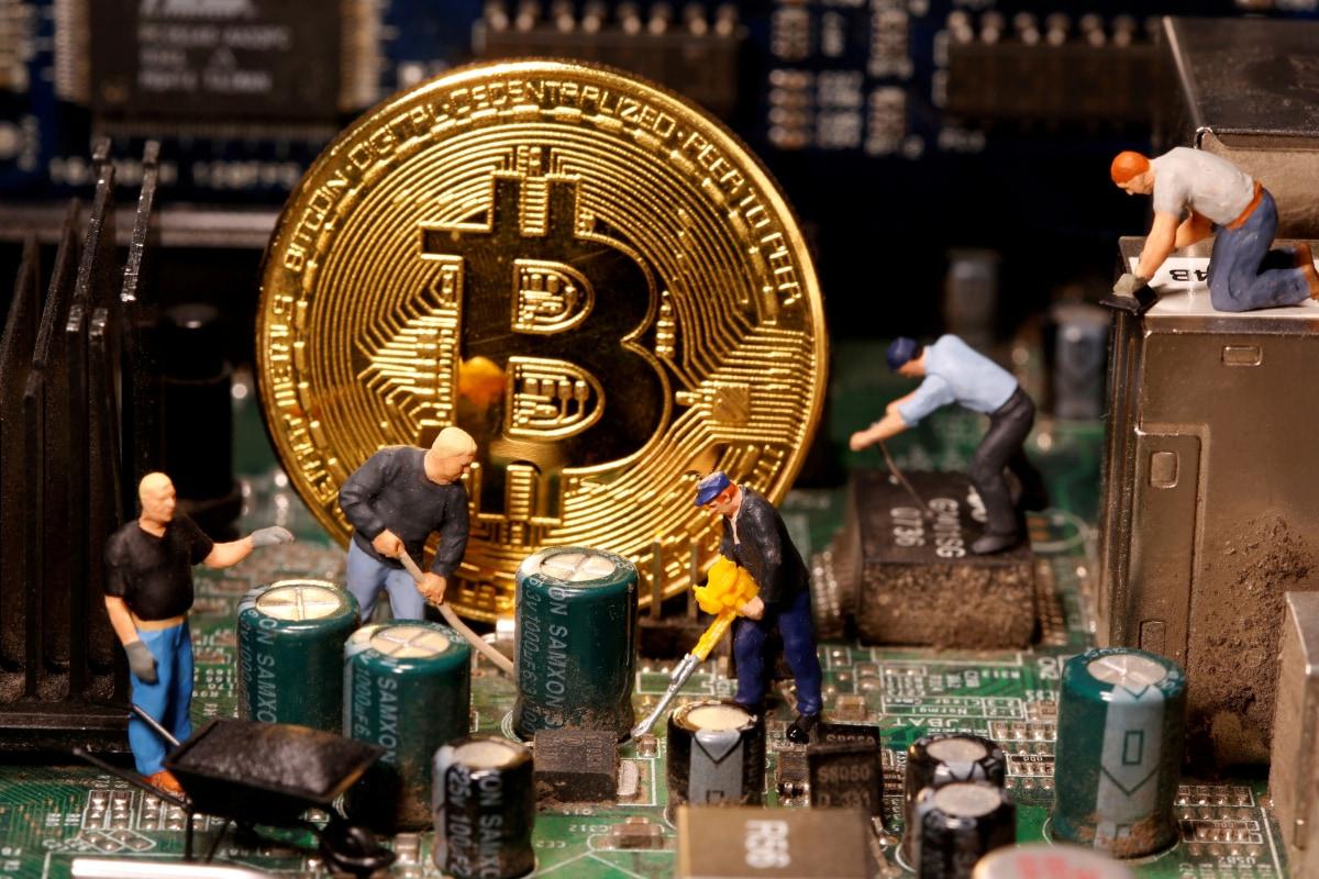 28 million bitcoins seized