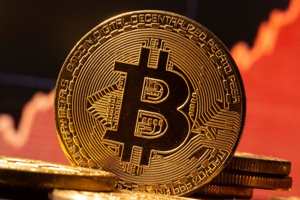 bitcoin money value