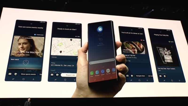 Samsung Bixby 2.0 Unveiled, Brings Better Apps Integration